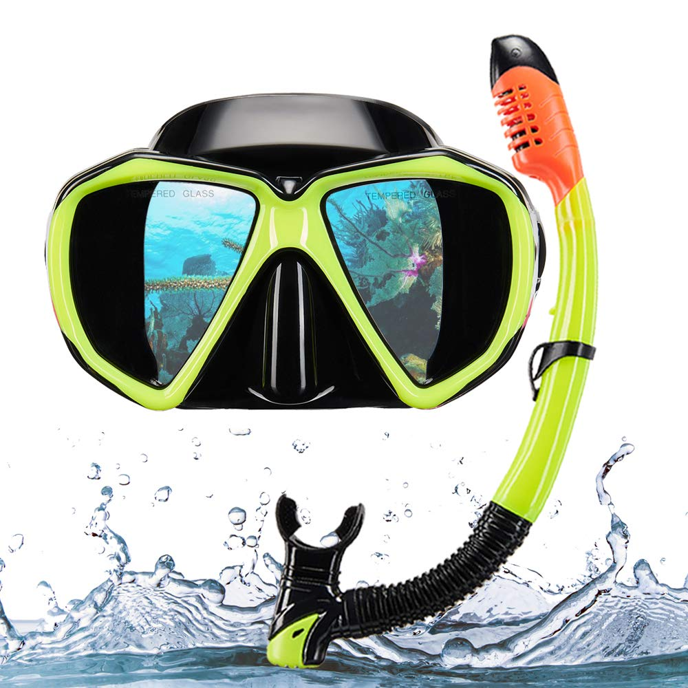 HUBO best snorkel mask