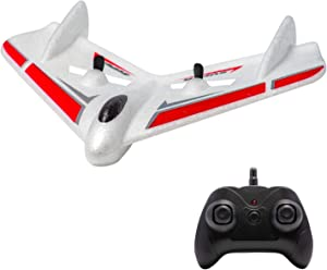 OTTCCTOY RTF RC Plane, Remote Control Airplane 2.4GHz Ghost Radio Control Plane for Kids Boys Beginner
