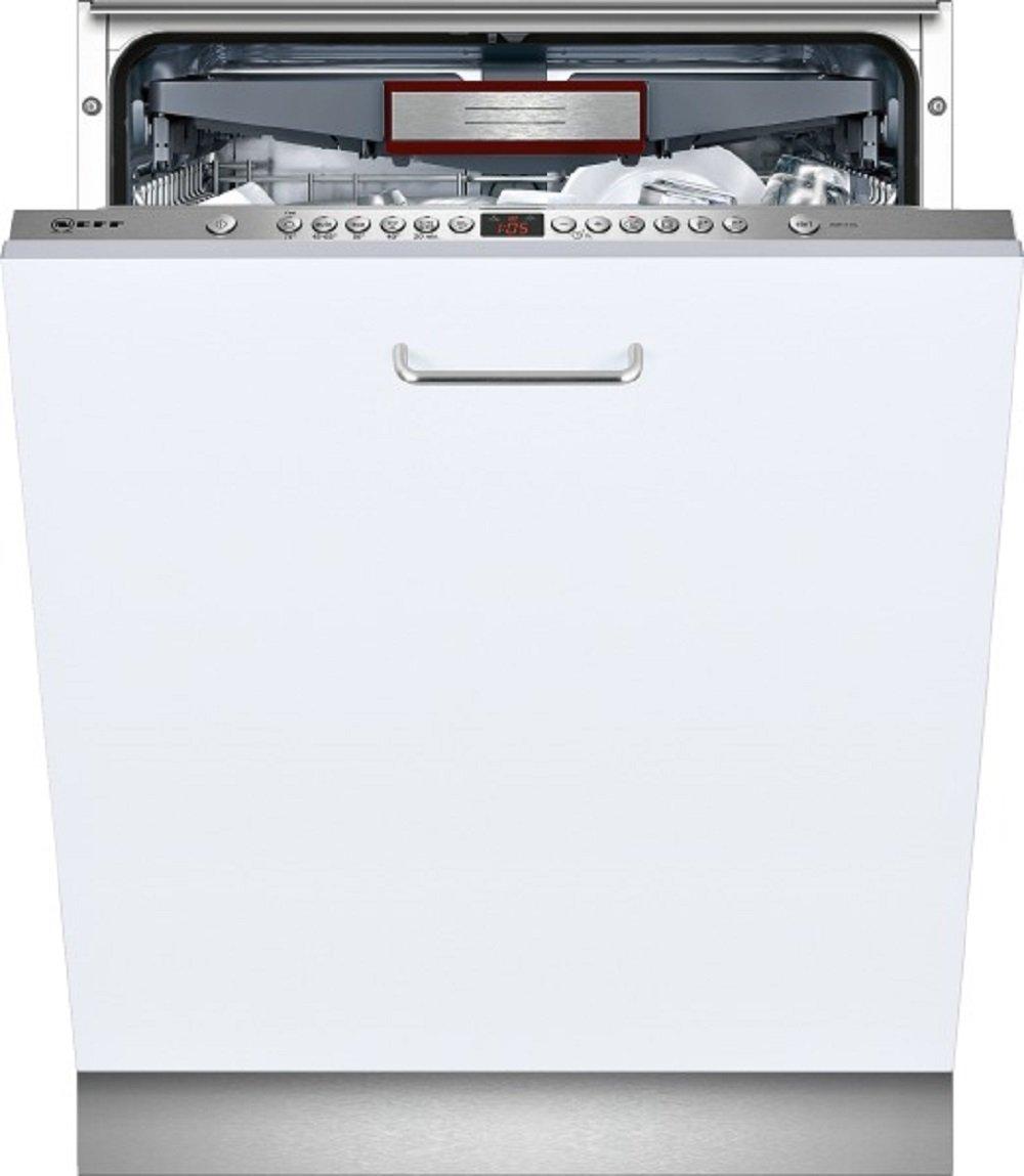 Neff S51N69X5EU lavavajilla Totalmente integrado 13 ...