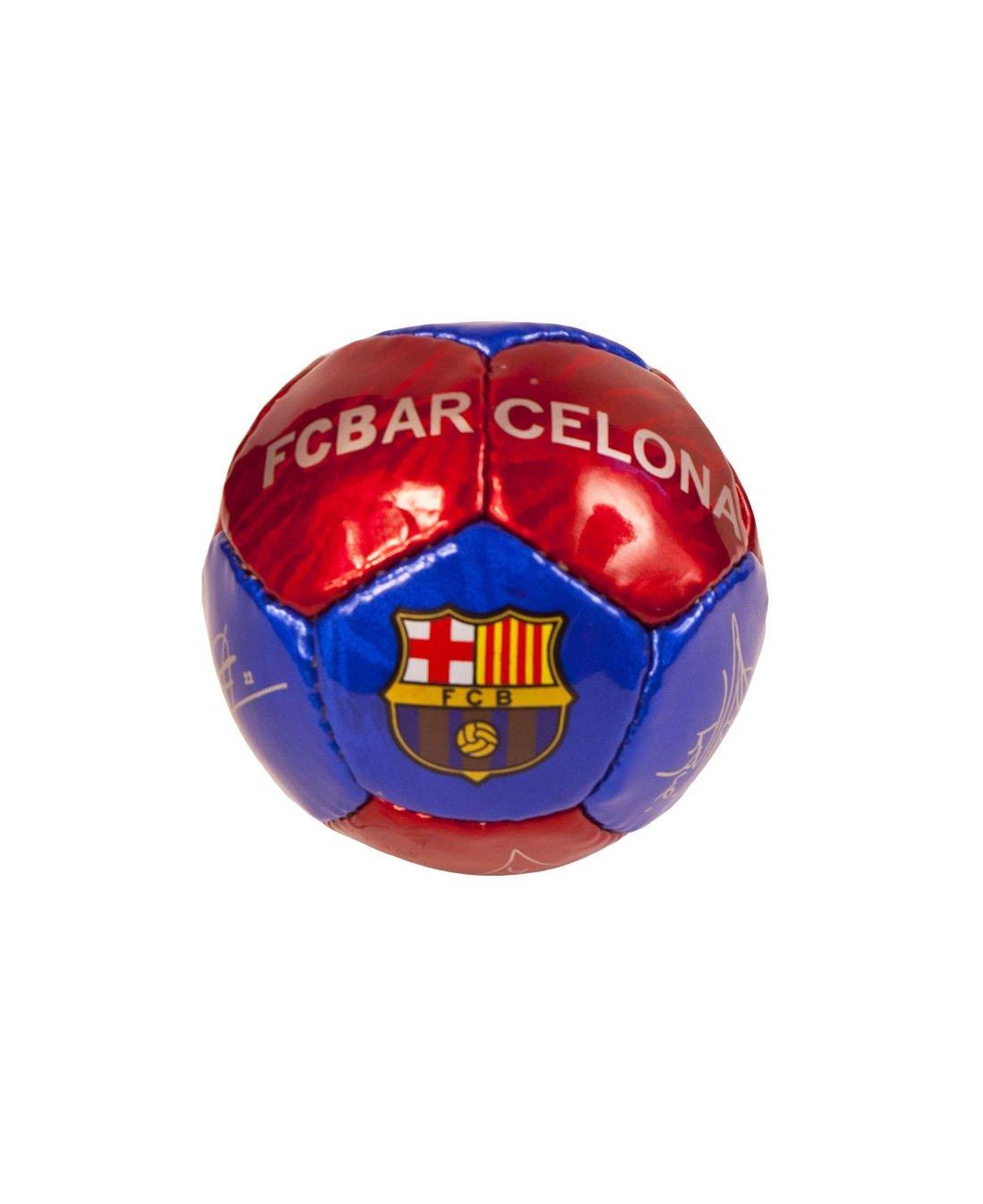 Balon Mediano Firmas Blaungrana FCB: Amazon.es: Juguetes y juegos