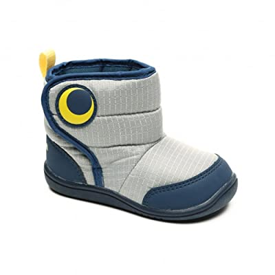 TSUKIHOSHI Kids Baby Boy's Tenshi (Toddler) Blue/Gray Sneaker