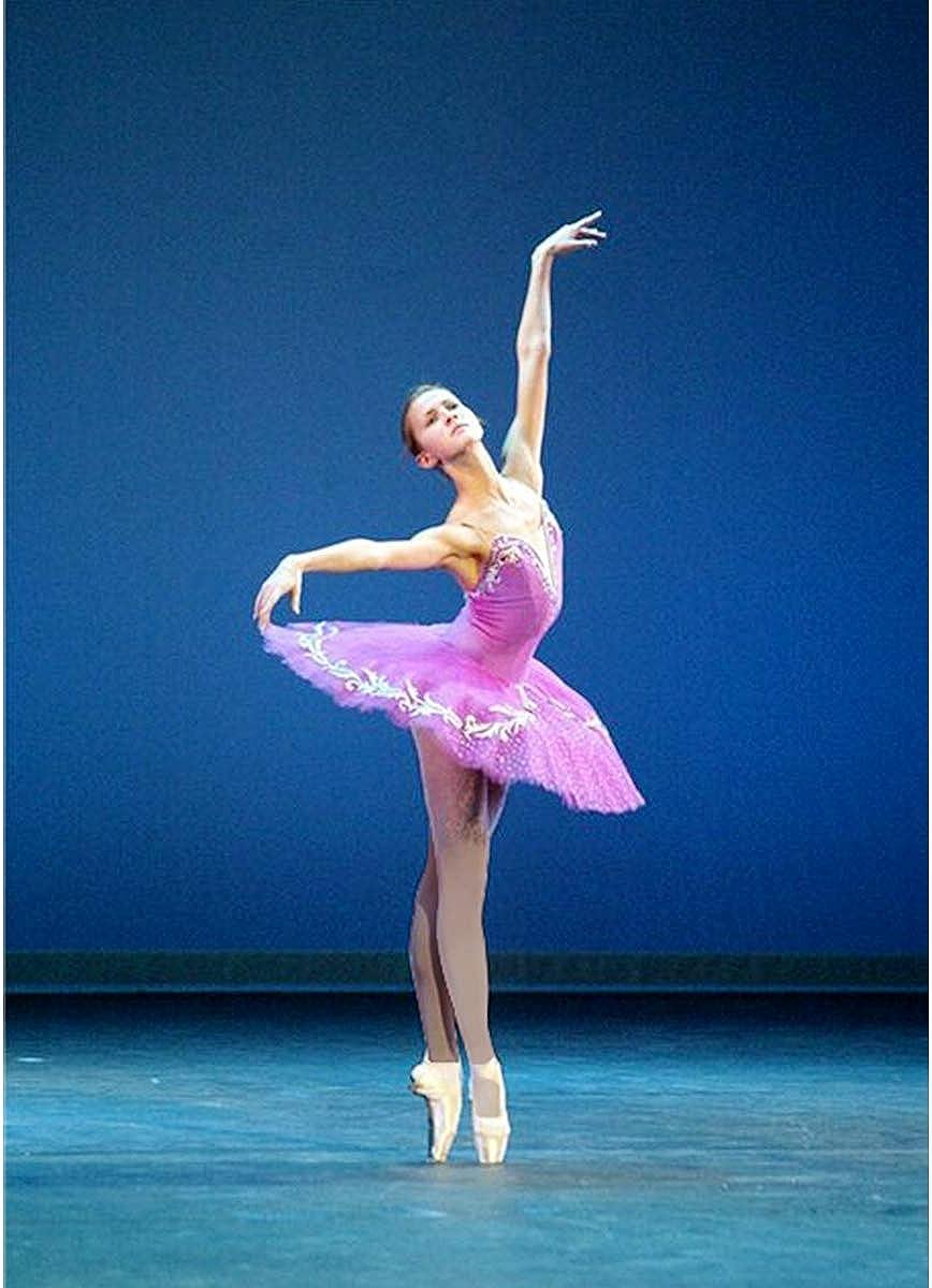 Bosowos Girls Tights Convertible Ballet Leggings Ultra Soft Transition Dance Tights for Kids Women