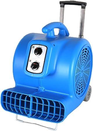 DGDG Mover Aire 250W / 900W | Ventilador Turbo/soplador/secador de ...
