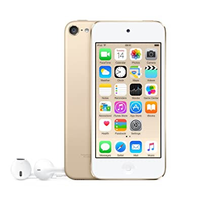Apple iPod Touch 64GB Reproductor de MP4 64GB Oro - Reproductor MP3 (Reproductor de MP4
