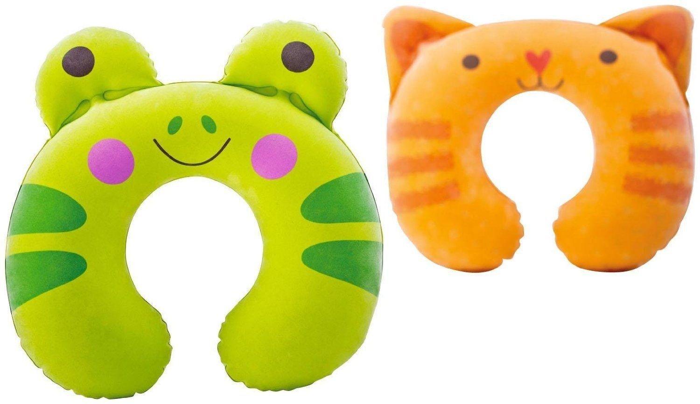 Intex inflable almohada de viaje 68678 de los niños rana de cuello ...