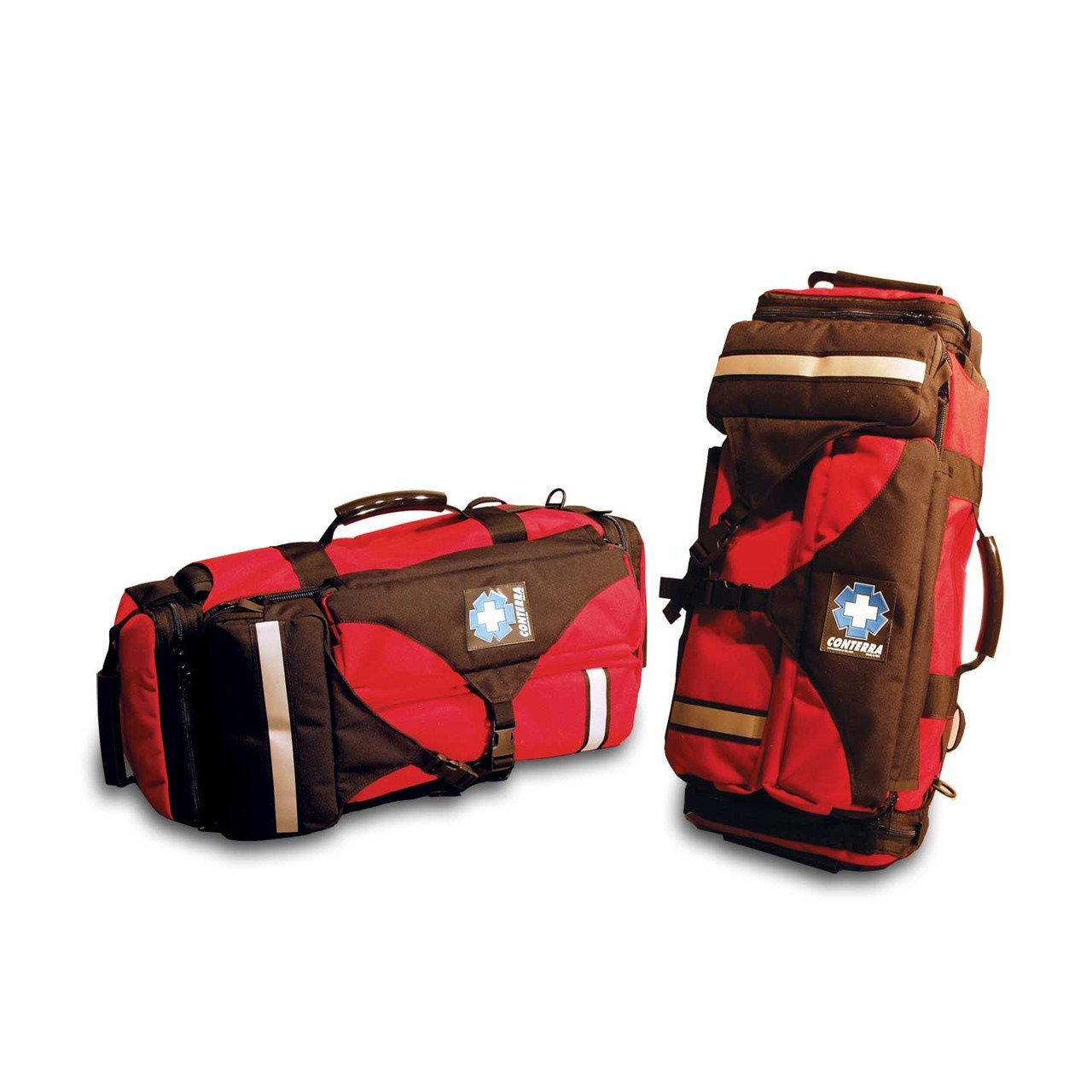 Conterra Flightline Ultra Aero-Medical Pack - RED/BLACK from Rescue Essentials by Conterra