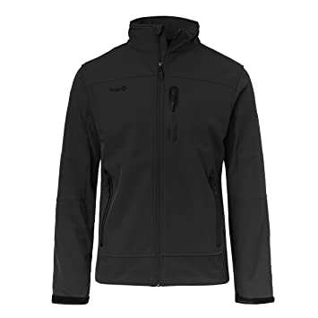 Izas Legan Hiking Jacket, Black, X-Small