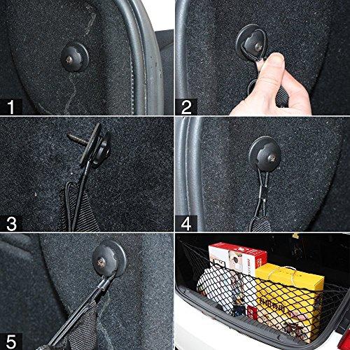 "Car Truck Cargo Net 36""15"" Cargo organizer for SUV - Buy ..."