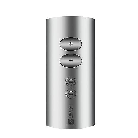 meloaudio Cambiador de Tonos Mini con Interfaz de Grabación de Audio USB, Grabación de Sonido Tarjeta TS Mini Digital 192kHz, Interfaz de Audio para ...