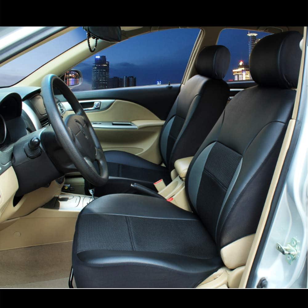 Accessoires Automobiles pour berlines Accessoire de Voiture pour Femmes camions Housse de si/ège de Voiture Universelle en Cuir Pickup SUV