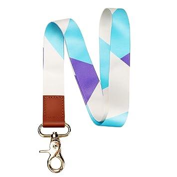 Amazon.com: Bonito cordón para llaves, cordón para el cuello ...