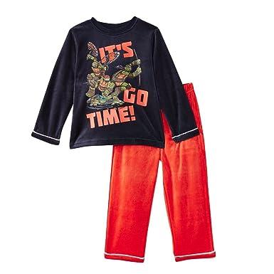Pijama largo de las Tortugas Ninja: Amazon.es: Ropa y accesorios
