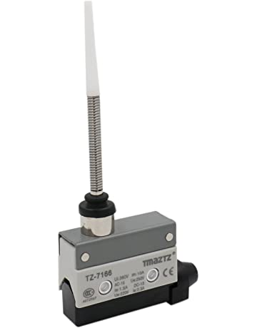 Heschen Horizontal limit switch TZ-7311 momentray parallel roller plunger actuator AC 380V 10A single pole