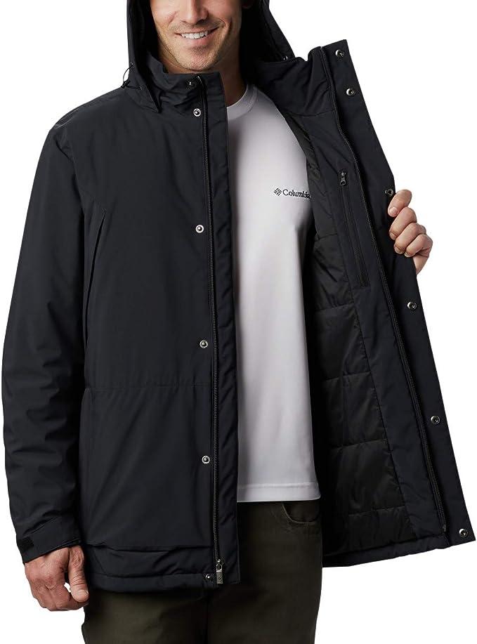 Columbia 哥伦比亚 Logans Crest 防水保暖 男式棉服夹克 S码2.4折$43.08 海淘转运到手约¥343