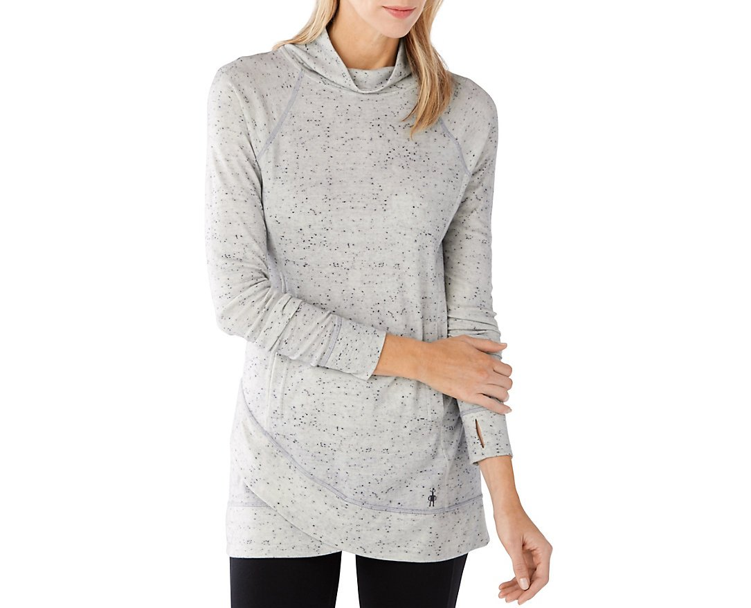 Smartwool Women's Merino 250 Tunic (Winter White Donegal) X-Large by SmartWool