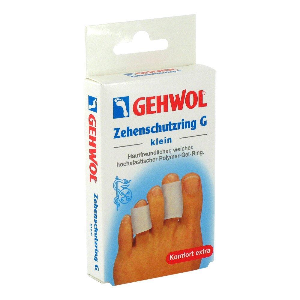 Gehwol Polymer Gel Zehenschutzring G klein 2 stk Eduard Gerlach GmbH