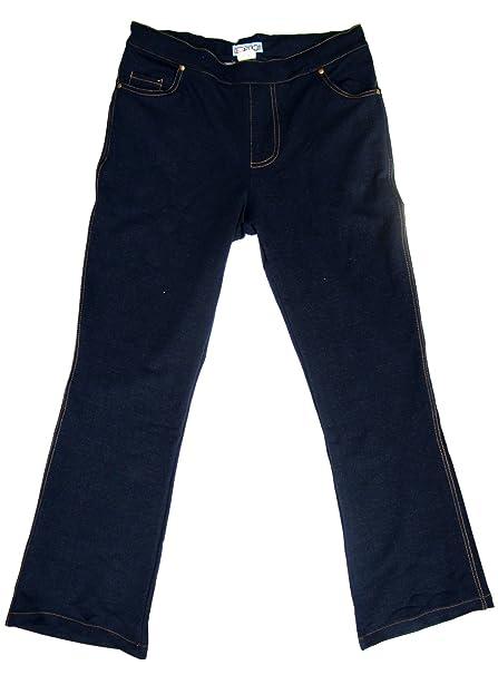 Amazon.com: Cuerpo las tendencias Comfy jeans – Pajama ...