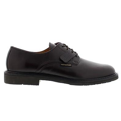 Marlon Dark Brown Mens Shoes Size 9.5 UK kM1T4Swm