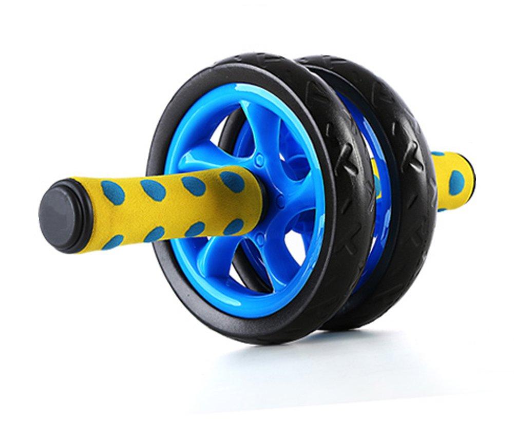 Jiangu, Bauchmuskeltrainer Rad, echte Ausübung Push Rad, Motor Pulley, Bauch Roller, Fitness Equipment, Haushalt männlichen Bauch Rad