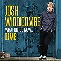 Josh Widdicombe - What Do I Do Now...Live Performance by Josh Widdicombe Narrated by Josh Widdicombe