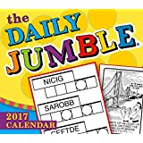 The Daily Jumble 2017 Boxed/Daily Calendar