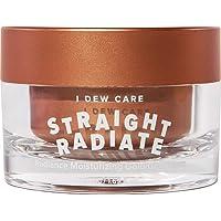 I DEW CARE Straight Radiate | Tinted Gel Cream Moisturizer | Korean Skincare, Vegan, Cruelty-free, Paraben-free
