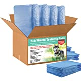 28x34 Strong Ultra Absorbent Potty Puppy Training Pads, WON`T LEAK OR SPREAD
