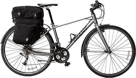 Y&J Bolsa de baúl de Bicicleta 37L Gran Capacidad 3 en 1 Bolsa de ...