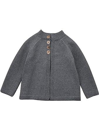 Manches Fille Bébé Tricot Cardigan Garçon À Araus Longues Manteau qEpIax0ww