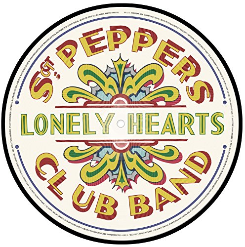 Sgt Pepper S Lonely Hearts Club Band Lp Picture Disc
