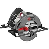 Porter Cable 15 Amp Heavy Duty Steel Shoe Circular Saw