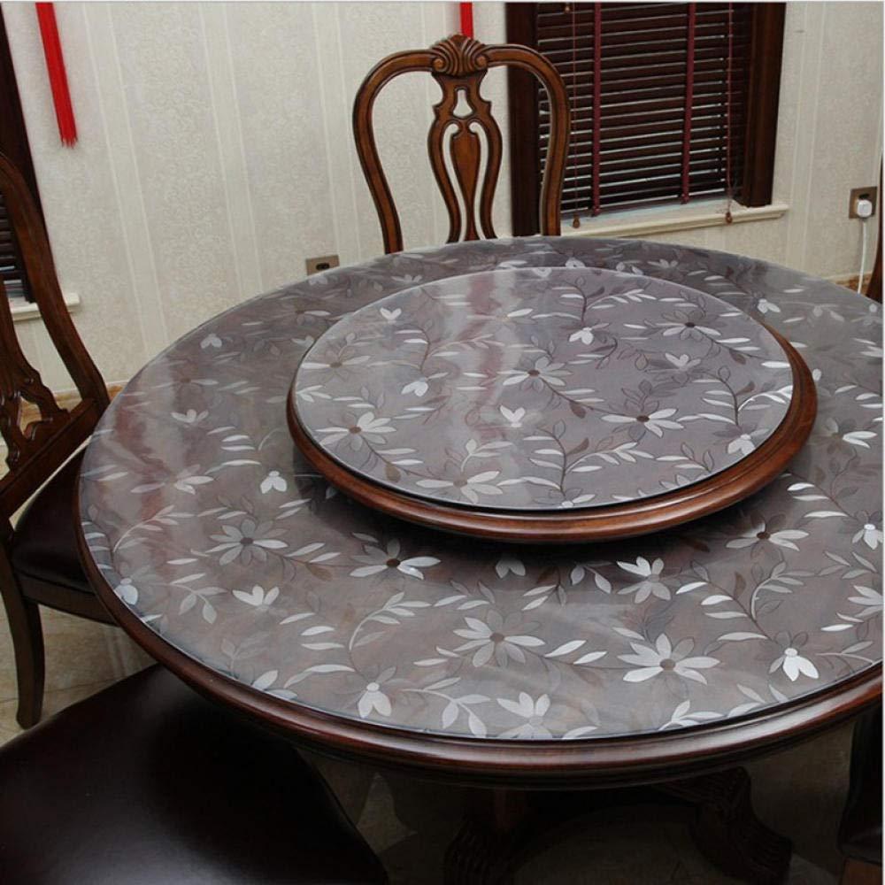 Linge de table Yougernok Nappe Nappe PVC Nappe Transparente