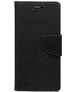 08334e78a3f Shopsji Black Brown Mercury Flip Cover Case