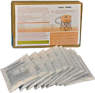CALYFORM Batidos Proteínas para dieta sabor Capuccino | Bebida proteica en polvo saciante | Proteína dietética de calidad y aporte en aminoácidos ...
