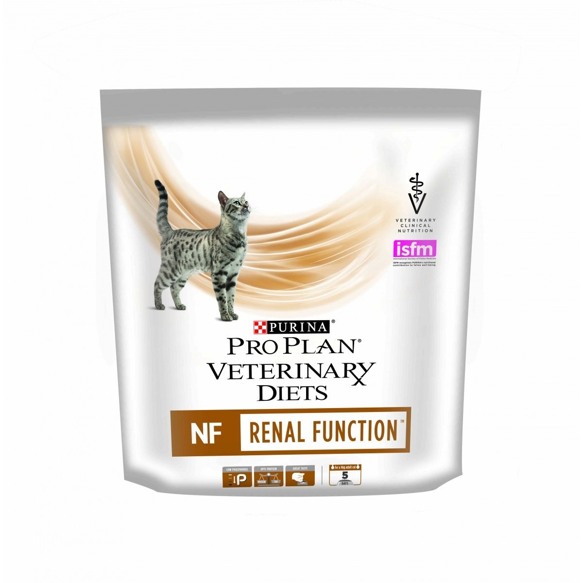 Purina Veterinary Diet gato NF renal Function al pollo 1 Bolsita de 85 gr: Amazon.es: Productos para mascotas