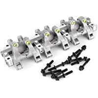 Rocker Arms Push Rods /& Lifters compatible with Mercruiser Chevy Marine 120HP 2.5L 153 /& 140HP 3.0L 181 Engines