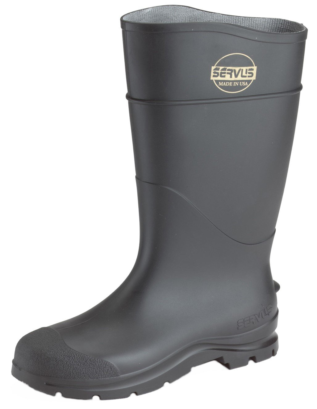 """6/PACK NORCROSS SAFETY 18821-11 SZ 11 BLK STEEL TOE BOOT 16"""""""
