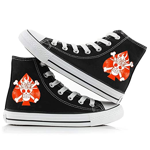 FJLR Unisex Ligeras Zapatos Lona Adolescentes Running ...