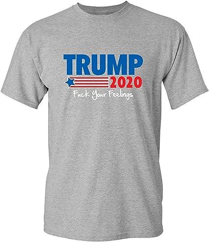 FERNMXZ Trump 2020 FCK Your Feelings - Camiseta con diseño de ...