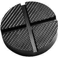 Universal Floor Jack Rubber Pad Jack Adapter Pinch Weld Side Frame Rail Protector Puck/Pad