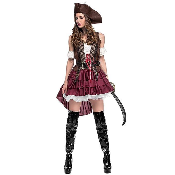 Amazon.com: hallowmax traje de Halloween del estilo de las ...