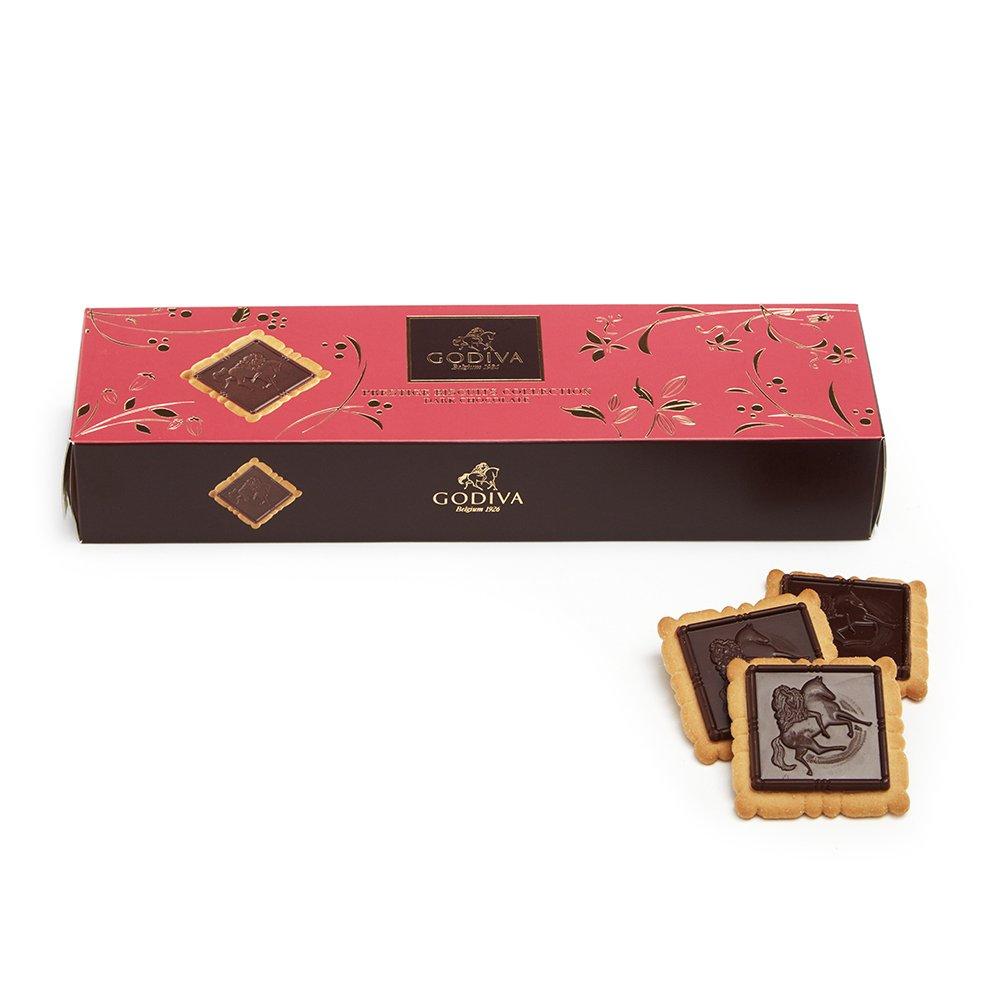 Amazon.com : Godiva Chocolatier Lady Godiva Biscuits, Milk