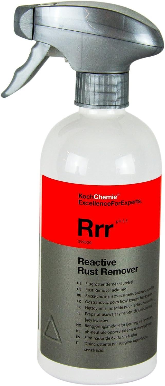 Koch Chemie Rrr Reactive Rust Remover Flugrostentefrner Felgenreiniger 500ml Auto