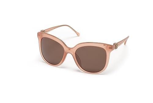 Loewe Gafas de Sol SLW948G5706DS (57mm) Mujer Shiny Honey