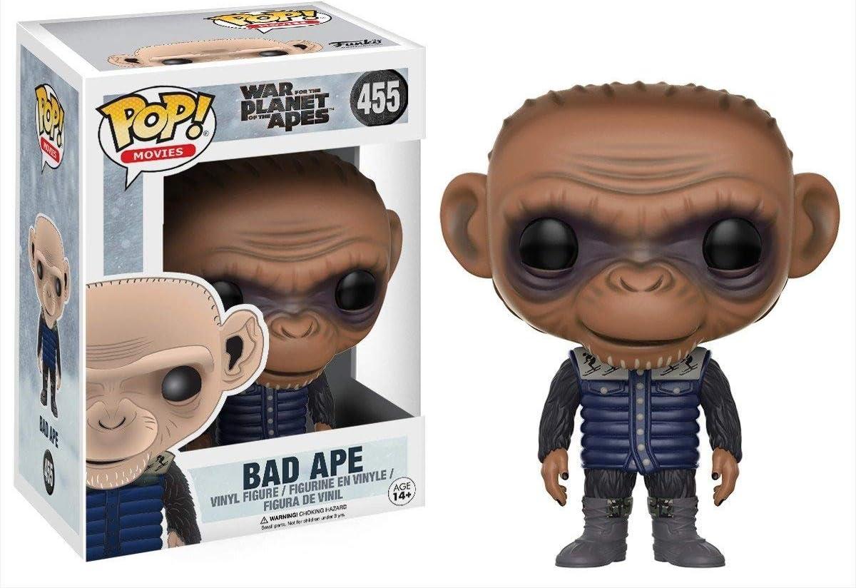 Figura de vinilo Funko Pop! guerra del planeta de los simios Maurice