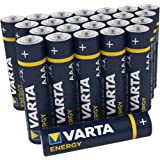 Varta 4103229224 VARTA Energy Alkaline Batteries AAA 1.5V 24 Pack