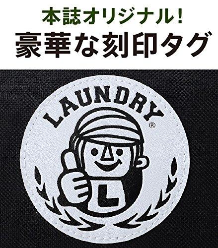 Laundry トートパック BOOK 画像 D