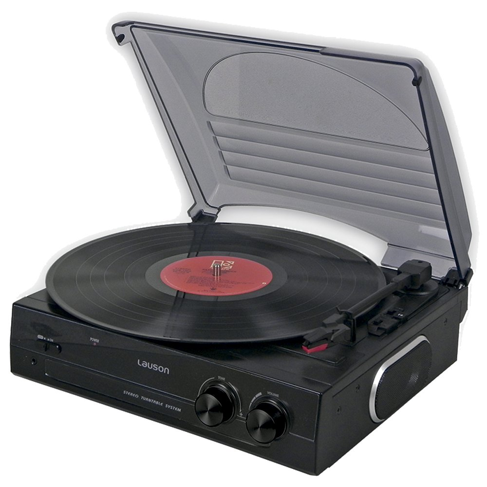 Amazon.com: Lauson CL502 Turntable USB, Vinilo-To-MP3 ...