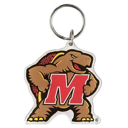 Amazon.com: NCAA 18757015 Universidad de Maryland acrílico ...