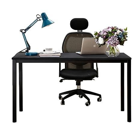 Wunderbar DlandHome Moderner Esstisch/Bürotisch Schreibtisch 138 * 55cm Computertisch  Zarbeitsplätze Studie Für Zuhause/Büro